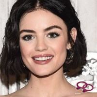The Weird Trick Lucy Hale Uses to Get Rid of Acne